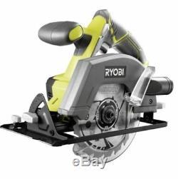 Ryobi Outil Sans Fil D'alimentation Combo Drill Driver Scie Circulaire Grinder 2 Batterie