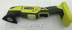 Ryobi P1819 18v One+ Cordless 6 Tool Combo Kit Set, Gr M