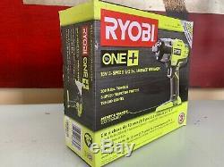 Ryobi P261 18v Li-ion 1/2 À 3 Vitesses Clé À Chocs Drill Pilote Outil Uniquement Nouveau