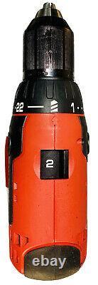 Snap Sur L'outil Sans Fil Cdr8815 18v 1/2 Monster Lithium-ion Dril/driver Seulement