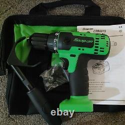 Snap-oncdr881518-volt1/2 Dr Monsterlithium-ion Drill/drivertool Onlynew