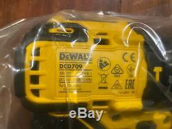 Tout Neuf! Dewalt 18v Xr Li-ion Brushless Marteau Perforateur Pilote Dcd709 Outil Uniquement