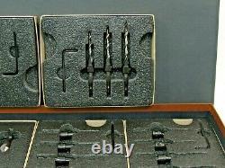 Very Rare Bridge City Tool 1101-210-10 Kit De Forage Et De Pilote Nouveau Dans La Boîte Bct416